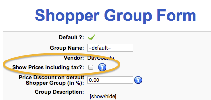 shopper group
